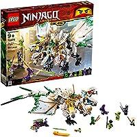 LEGO Ninjago Legacy The Ultra Dragon 70679 Building Kit ,...