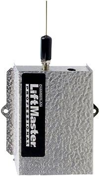 Liftmaster Garage Door Opener 423lm Receiver 3 Channel Coaxial 390mhz Amazon Com