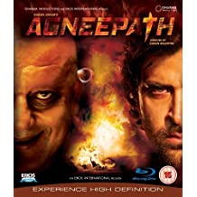 Agneepath (Bollywood Blu Ray With English Subtitles) [Blu-ray] by Eros Entertainment