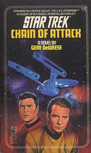 Chain of Attack (Star Trek: The Original Series Book 32)