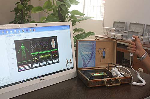 JiaHao 3TH Quantum Body Analyzer Magnetic Resonance Massage Therapy 45 Report