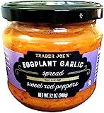 Trader Joe's Eggplant Garlic Spread with Sweet