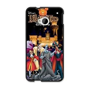 The best gift for Halloween and Christmas HTC One M7 Cell Phone Case Black Freak badass disney villains by disney villains VIK9184697