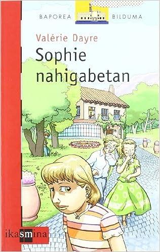 Descargas gratuitas de libros electrónicos para teléfonos inteligentes Sophie nahigabetan (Barco de Vapor Roja) in Spanish iBook