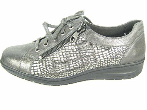 Solidus Kate Women's Flats up Vulcano Lace 8fHY7wrfq