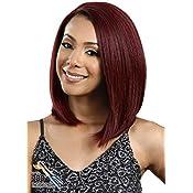 Amazon Com Bobbiboss Lace Front Wig Copper 1 Jet