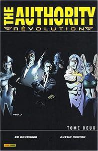 The Authority Révolution, tome 2 par Ed Brubaker