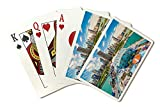 Chicago, Illinois - Navy Pier A-9000067 (Playing Card Deck - 52 Card Poker Size with Jokers)