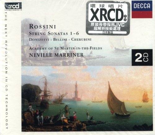 Rossini: String Sonatas 1-6