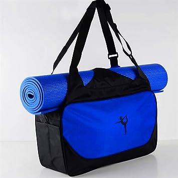 Drawihi 1Pcs Bolsa para Colchoneta de Yoga con Bolsillo ...