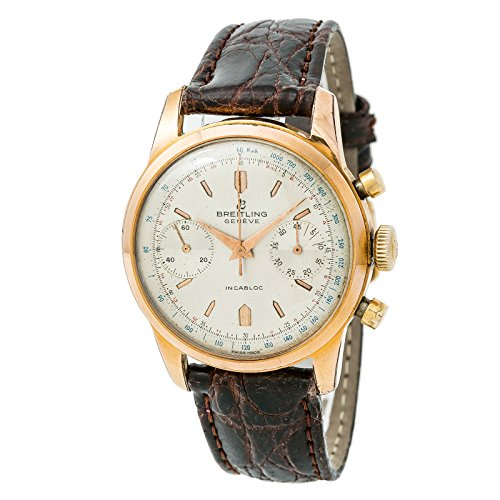 Breitling Headwind mechanical-hand-wind mens Watch Unknown (Certified (Manual Wind Chronograph)