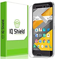 Protector de pantalla para HTC 10, IQ Shield LiQuidSkin Protector de pantalla de cobertura total para HTC 10 (One M10) HD película transparente anti-burbujas - con
