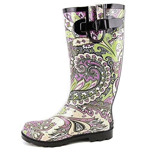 Rubber Footwear Boots Pink Rain Women's Waterproof Corkys Sunshine wadPPIY