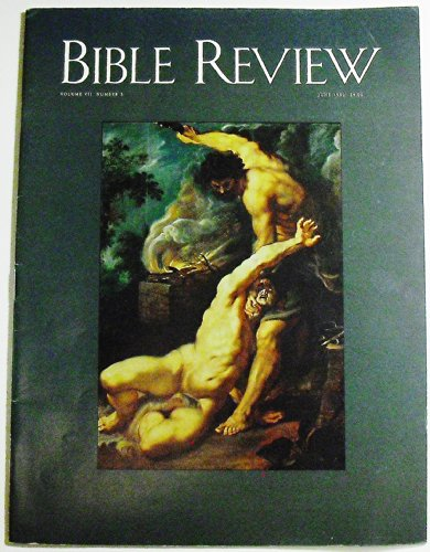 Bible Review, Volume VII, Number 3, June 1991