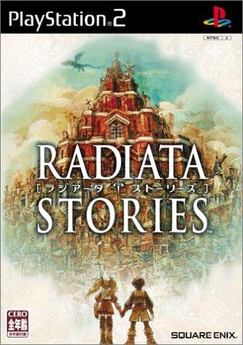 Radiata Stories [Japan Import] by Square Enix