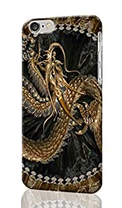 "iPhone 6 Plus 3D Case - fantasy art dragons asian oriental Patterned Beauty Skin Hard 3d Case Cover for Apple iPhone 6 Plus 5.5"" - Haxlly Designs Case"