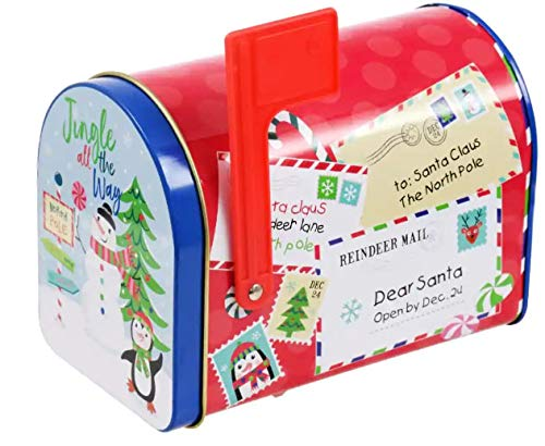 The Pens and More Store Card Holder - Mailbox (Winter Wishes)