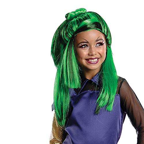 Fun Express - Mh Jinafire Child Wig for Halloween - Apparel Accessories - Costume Accessories - Wigs & Beards - Halloween - 1 Piece]()