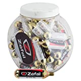 Zefal Third Box Of 50 Pump Co2 Cartridge, 16g