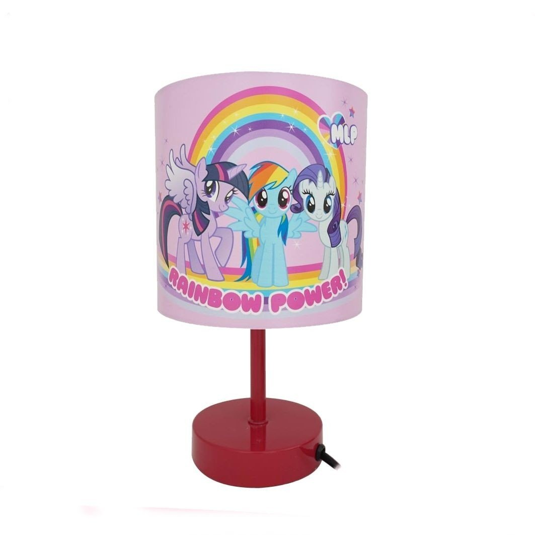 Lampe de chevet LITTLE PONY raimbow My Little Pony