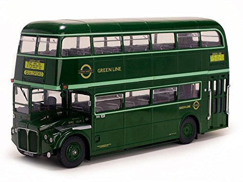 1958 Routemaster Double Decker Bus RMC1469 - 469CLT The Lock Tavern Green Limited Edition to 2750pcs 1/24 by Sunstar 2912 by routemaster