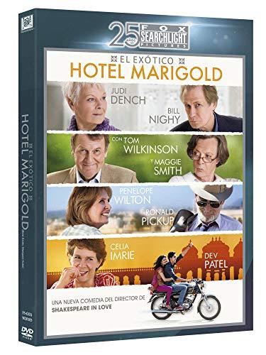 The Best Exotic Marigold Hotel - El exótico Hotel Marigold (Edición 25 Aniversario Fox Searchlight) (DVD)(Non USA Format) (The Best Exotic Marigold Hotel 2019)
