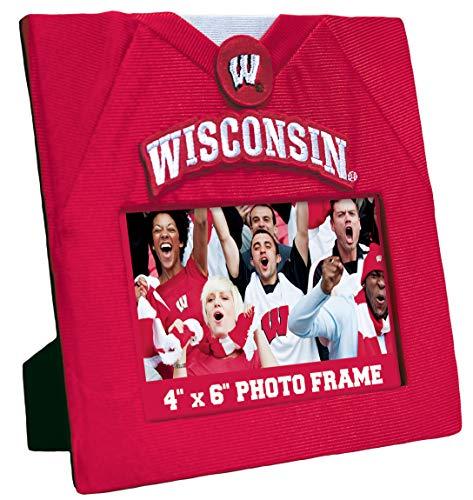 MasterPieces NCAA Wisconsin Badgers Uniformed - Frame Wisconsin