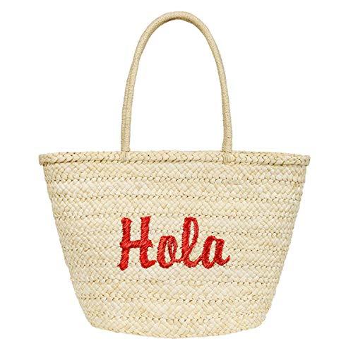 LUKATU Handwoven Straw Bag Totes Shoulder Bag Large Shopping Handbag
