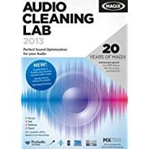 MAGIX Audio Cleaning Lab 2013  [Download]
