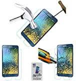 Acm Tempered Glass Screenguard For Samsung Galaxy E7 Mobile Screen Guard Scratch Protector