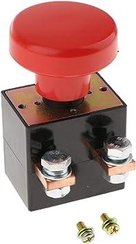 Not-Aus-Schalter Reparaturschalter SDENSHI Hauptschalter 250A im Geh/äuse Lasttrennschalter