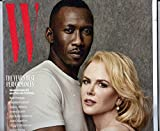 W Magazine (February, 2017) Mahershala Ali and Nicole Kidman Cover