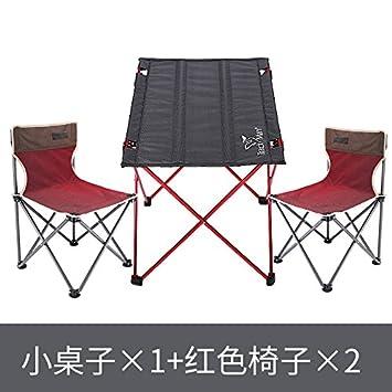 Xing Lin Klapp Tisch Outdoor Portable Klapptisch Picknicktisch Leichte  Outdoor Klappbarer Tisch Und Stuhl, Einen