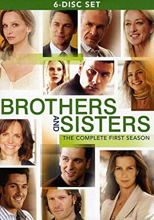 Amazoncom Brothers And Sisters Season 1 Calista Flockhart Sally