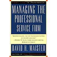 Managing Professional Service Firm