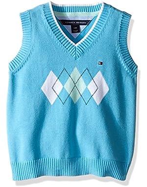 Tommy Hilfiger Baby Boys' Henry Sweater Vest