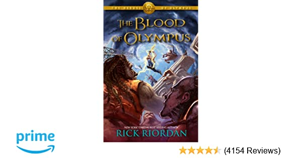 the blood of olympus book 5 pdf free download