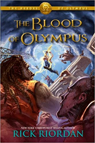 the blood of olympus read online novel12