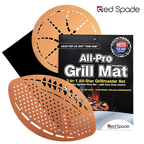 Grill Mat Grilling Electric Reusable product image