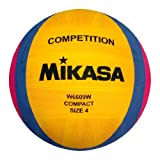 Mikasa 1212 W6609W Water Polo Ball Yellow/Blue / Pink