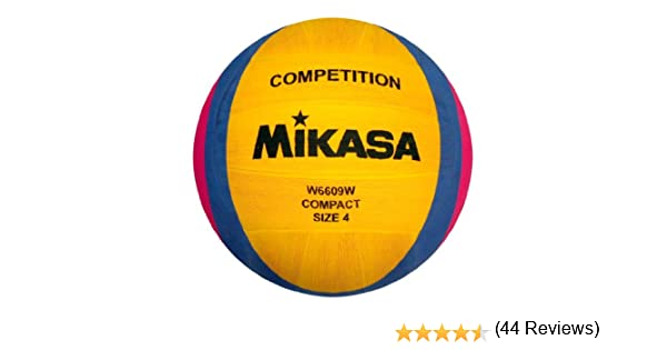 Mikasa W6609W - Balón de Waterpolo: Amazon.es: Deportes y aire libre
