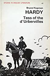 Hardy : Tess of the D'Urbervilles (Studies in English Literature No 43)