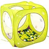 Ludi - 2845 - Cube Pop-Up - Papillon - 30 balles