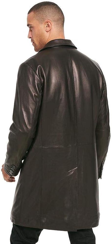 Men Black Leather Jackets for Mens