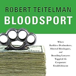Bloodsport Audiobook