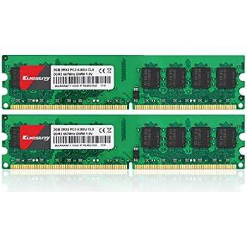 Hynix Desktop Memory 1GB 2Rx8 PC2-5300U-555-12 PC2-DDR2 ...
