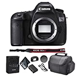 Canon EOS 5DS R Digital SLR Camera(Body Only) Bundle - International Version