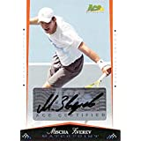 fan products of Mischa Zverev autographed tennis card (Germany) 2008 Ace Authentic Matchpoint #63