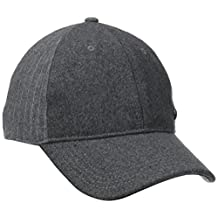 Haggar Men's Wool Baseball Cap