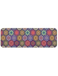 Non Slip Long Kitchen Mats And Rugs WashableYoga Mat Sofa Table Area Rug  Absorbent Carpets For